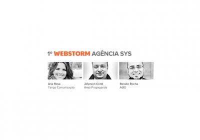 webstorm sobre a realidade das agências