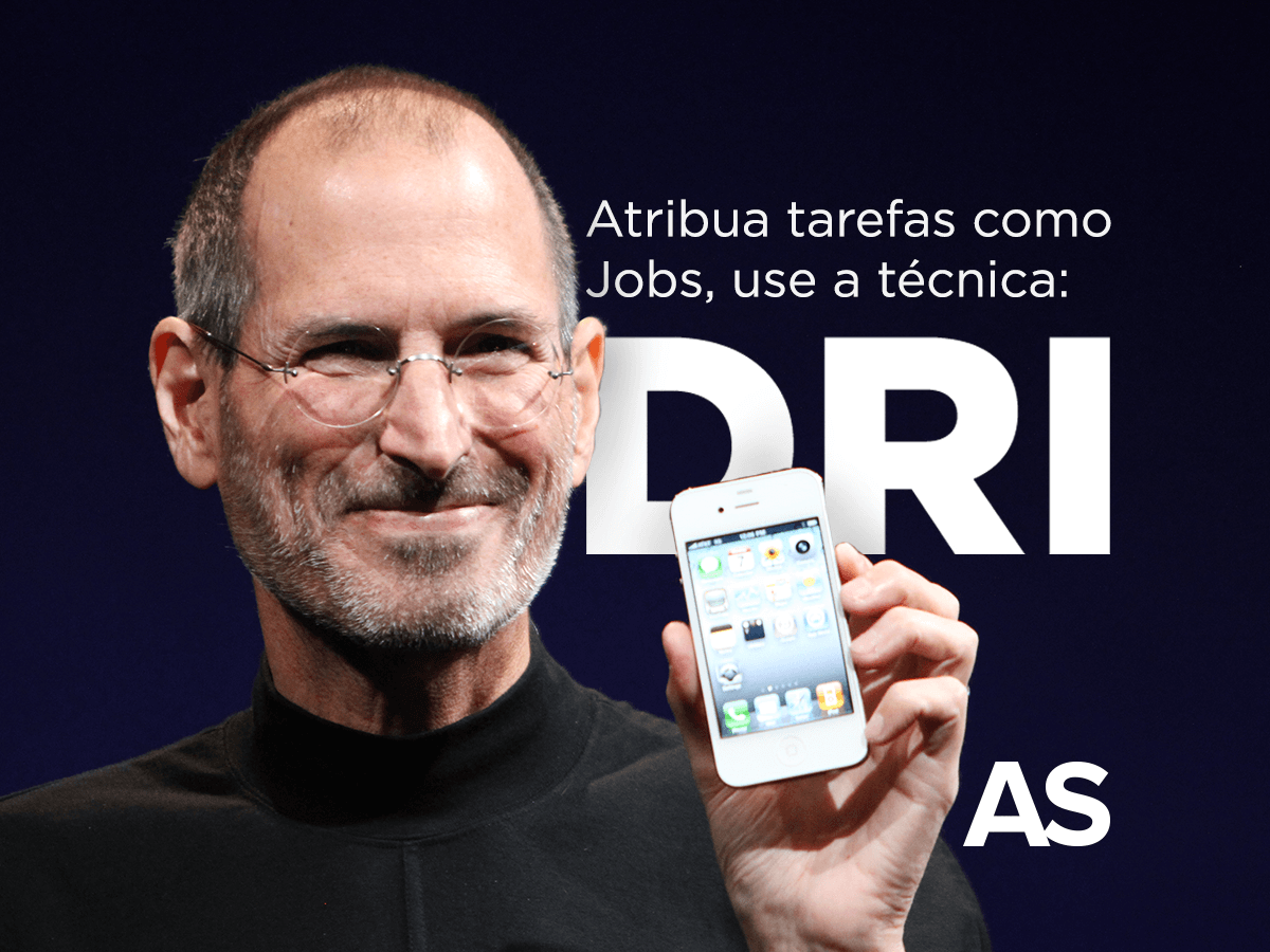 Texto Técnica de Steve Jobs - DRI