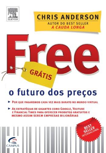 Livro O Futuro dos Preços Free – Grátis Chris Anderson