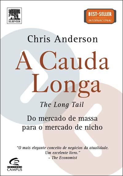 Livro A Cauda Longa Chris Anderson