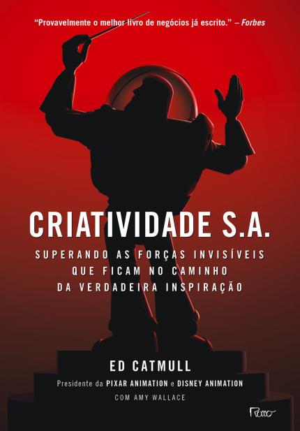 Livro Criatividade S.A. Ed Catmull