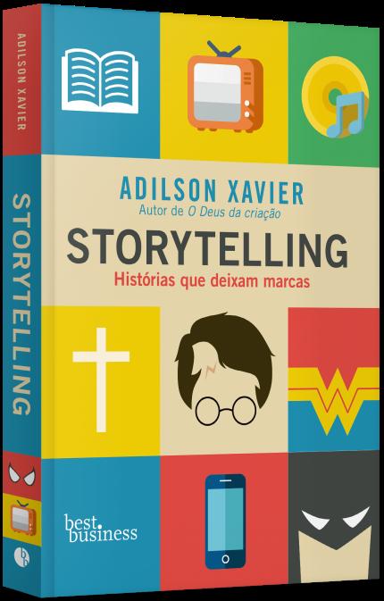 Livro storytelling