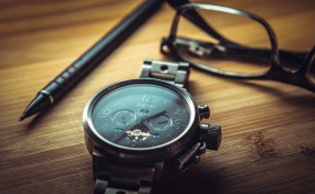 relógio - produtividade e tempo