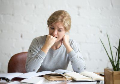 acabar com a procrastinação
