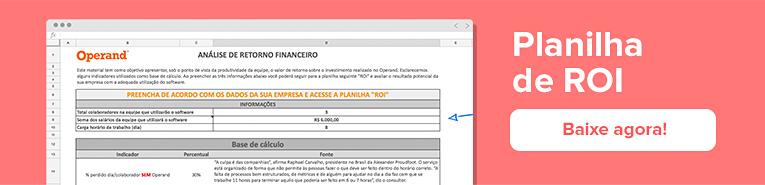 planilha roi software de gestão