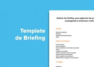 modelo de briefing para agência