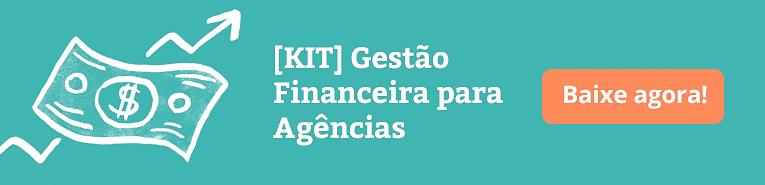 kit gestão financeira para agências